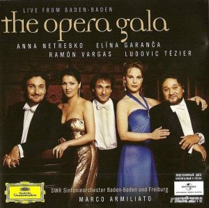 Audio CD �������. The Opera Gala. Live From Baden-Baden