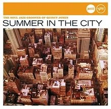 Audio CD Сборник. Summer In The City (Jazz Club)