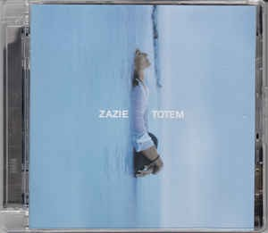 Audio CD Zazie. Totem