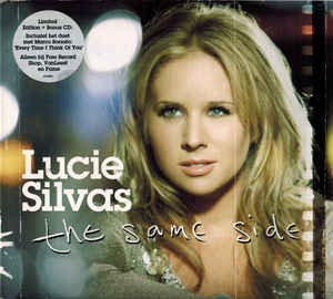 Audio CD Lucie Silvas. The Same Side