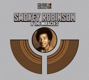 Audio CD Smokey Robinson. Colour Collection