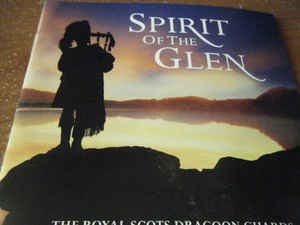 Audio CD The Royal Scots Dragoon Guards. Spirit Of The Glen