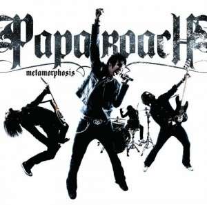 Audio CD Papa Roach. Metamorphosis