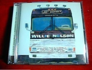 Audio CD Willie Nelson. Lost Highway