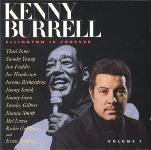 Audio CD Kenny Burrell. Ellington Is Forever, Vol. 1