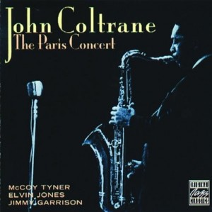 Audio CD John Coltrane. The Paris Concert