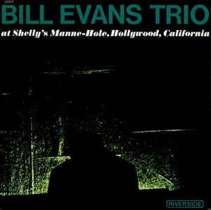 Audio CD Bill Evans. At Shelly`s Manne-Hole