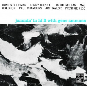 Audio CD Ammons Gene. Jammin' with Gene