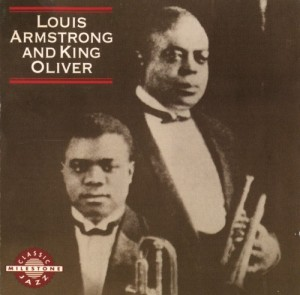 Audio CD Louis Armstrong. Louis Armstrong And King Oliver