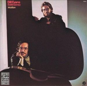 Audio CD Bill Evans. Intuition
