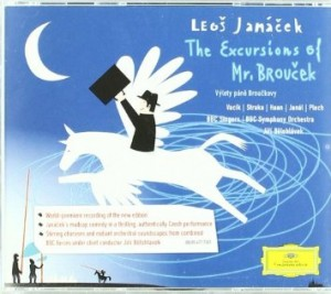 Audio CD BBC Symphony Orchestra. Janacek: The Excursions Of Mr. Broucek