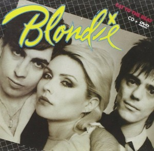 DVD + Audio CD Blondie. Eat To The Beat Collectors Edition