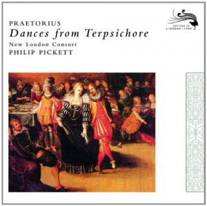 Audio CD Philip Pickett. Praetorius: Dances From Terpsichore, 1612