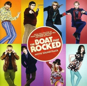 Audio CD OST. The boat that rocked / ��������� � ������: ���-�����