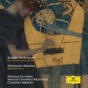 Audio CD Abbado Claudio. Schumann: Cello Concerto op. 129; Brahms: Serenade