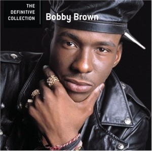 Audio CD Bobby Brown. The Definitive Collection
