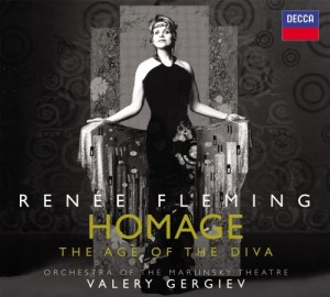 Audio CD Renee Fleming. Homage - The Age Of The Diva