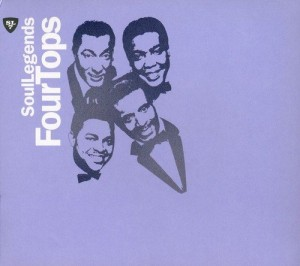 Audio CD Four Tops. Soul Legends