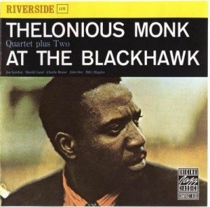 Audio CD Thelonious Monk. At The Blackhawk