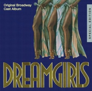 Audio CD Dreamgirls. Original broadway cast album.