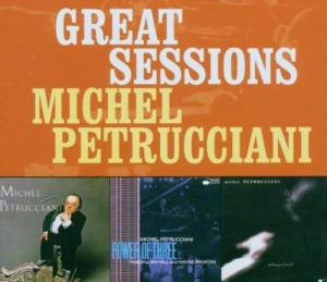 Audio CD Michel Petrucciani. Great sessions