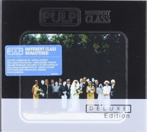 Audio CD Pulp. Different class (deluxe edition)