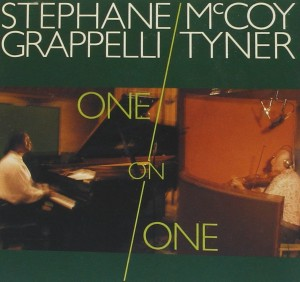 Audio CD Stephane Grappelli. One On One
