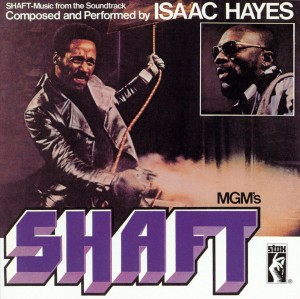 Audio CD Isaac Hayes. Shaft