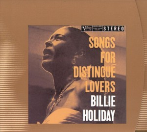 Audio CD Billie Holiday. Songs For Distingue Lovers