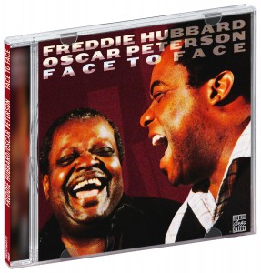 Audio CD Freddie Hubbard. Face To Face