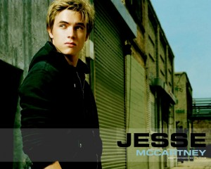 Audio CD Jesse McCartney. Right Where You Want Me