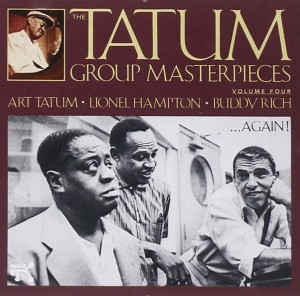 Audio CD Art Tatum. The Tatum Group Masterpieces, Vol.4