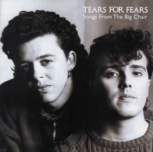 Audio CD Tears For Fears. Songs From The Big Chair. Deluxe Edition