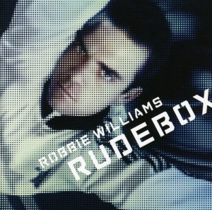 Audio CD Robbie Williams. Rudebox
