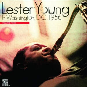 Audio CD Lester Young. In Washington D.C. 1956 Vol. 2