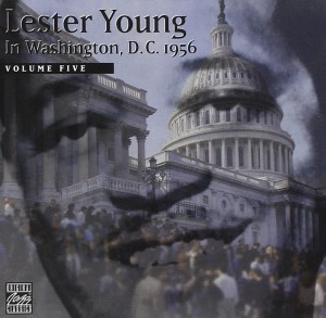 Audio CD Lester Young. In Washington D.C. 1956 Vol. 5
