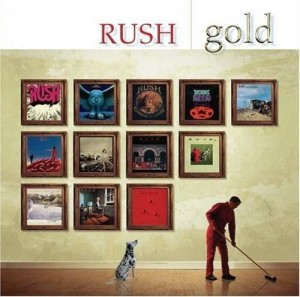 Audio CD Rush. Gold