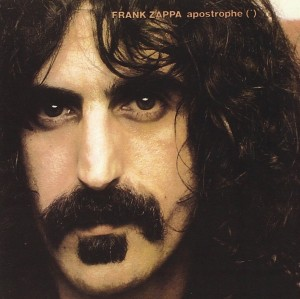 Audio CD Frank Zappa. Apostrophe