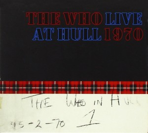 Audio CD The Who. Live At Hull (Deluxe)