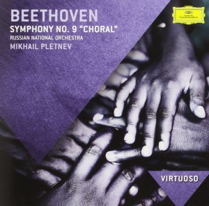 Audio CD Mikhail Pletnev. Beethoven: Symphony No.9 - Choral