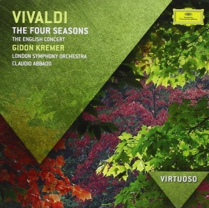 Audio CD Various Artists. Vivaldi: The Four Seasons