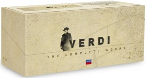 Audio CD Various Artists. Verdi: The Complete Works