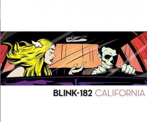 Audio CD Blink-182: California