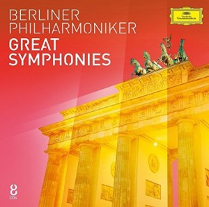 Audio CD Berliner Philharmoniker. Great Symphonies