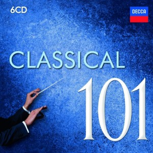 Audio CD Various Artists. 101 Classics