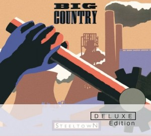 Audio CD Big Country. Steeltown (Ltd. Deluxe Edition)