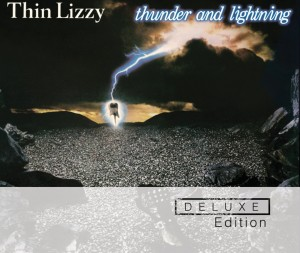 Audio CD Thin Lizzy. Thunder And Lightning (Deluxe)