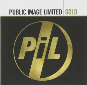 Audio CD Public Image Limited. Gold