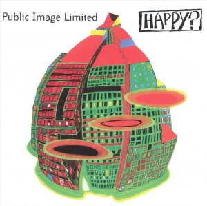 Audio CD Public Image Limited. Happy?