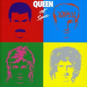 Audio CD Queen. Hot Space